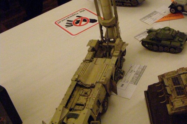 Lviv Scale Model Fest 2014 Walkaround от rome_beetle. Часть 1