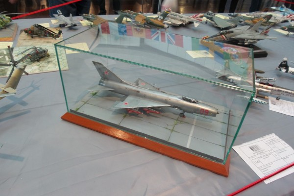 Kyiv Scale Models Fest 2015 Walkaround от Qwerty