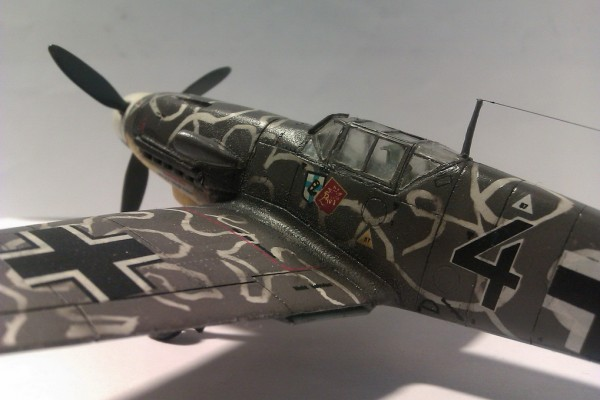 Bf-109 F4