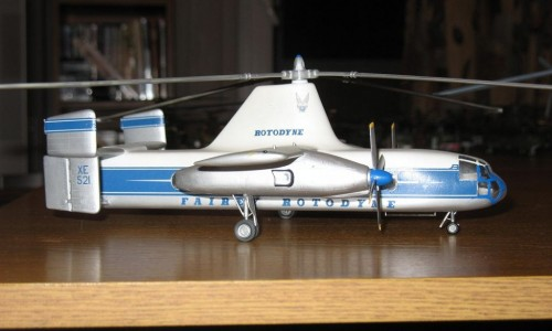 Fairey Aviation Co. Rotodyne Airfix 1/72