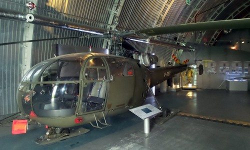 Walkaround Sud-Aviation SE-3160 Alouette III, Krakow от Qwerty