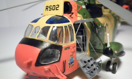 Sea King Mk48