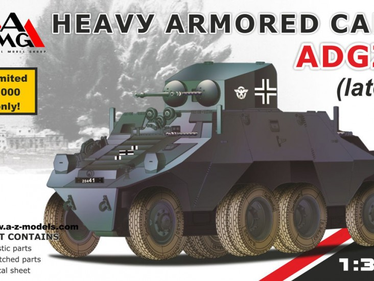 Heavy Armored Car