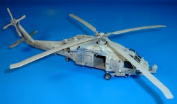 Модель вертолета HH-60H Rescue hawk (Late Version) Hobby Boss 1/72 от Kassy.