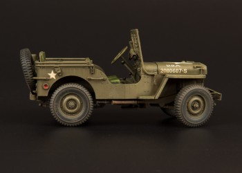 Ford GPW Bronco 1/35 от Andrew_VD