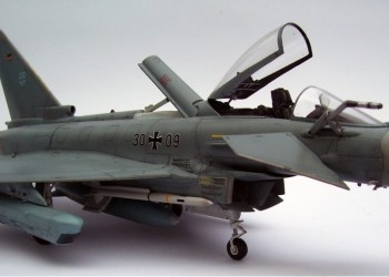 Eurofighter Typhoon Revell 1/48 от Qwerty.
