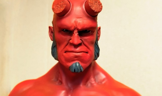 Hellboy by Narin 1/4