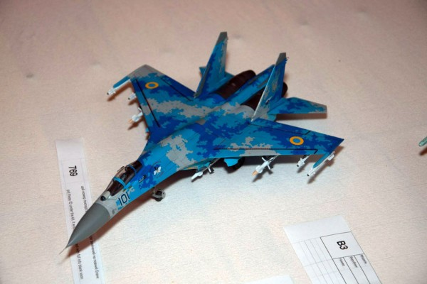 Lviv Scale Model Fest 2014 Walkaround от MKV