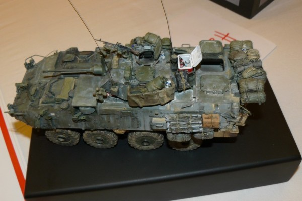 Lviv Scale Model Fest 2014 Walkaround от BobJr