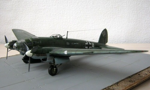 He-111H6 Звезда 1/72