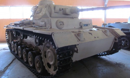 Pz III Ausf J Walk Around, Кубинка от Валерий Моисеев