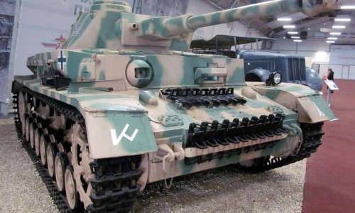 Pz IV Ausf F2, Walk Around, Кубинка от Валерия Моисеева