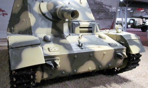 StuPz IV Brummbar, Walk Around, Кубинка (Парк Патриот) от Валерия Моисеева