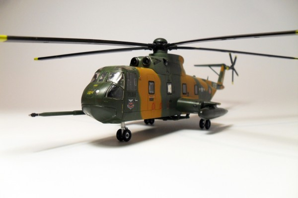 Модель вертолета HH-3E Jolly Green Starfix 1/72 от Hans48