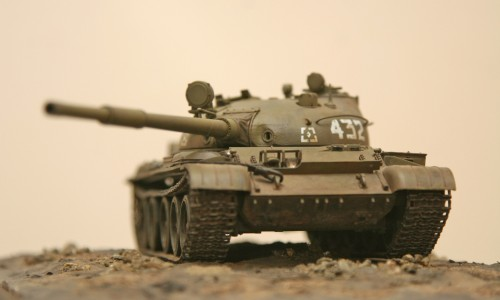 T-62 Trumpeter 1/35